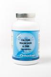 Afbeelding vanOrthovitaal Calcium magnesium zink (240 tabletten)