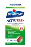 Afbeelding vanDavitamon Actifit 65 Plus Ginseng Tabletten