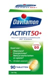 Afbeelding vanDavitamon Actifit 50+ multivitamines
