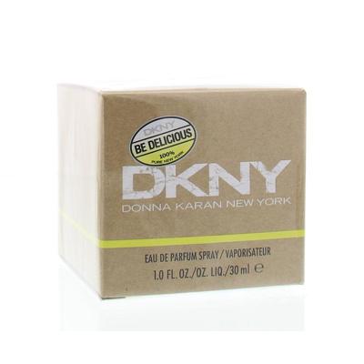 Afbeelding van DKNY Be Delicious 30 ml eau de parfum spray