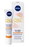 Afbeelding vanNivea Q10 Plus C Anti Rimpel +Energy Verkwikkende Oogcontourcreme 15 ml