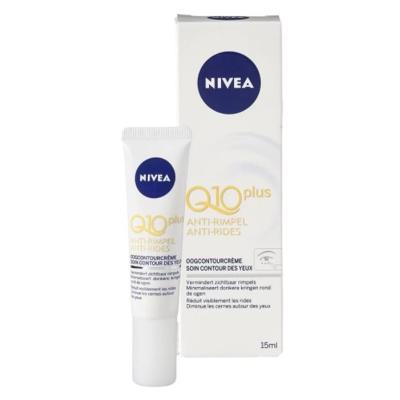 Afbeelding van Nivea Q10 Plus Anti Rimpel Oogcontourcreme, 15 ml