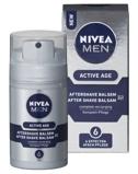 Afbeelding vanNivea For men active age aftershave balsem 75ml