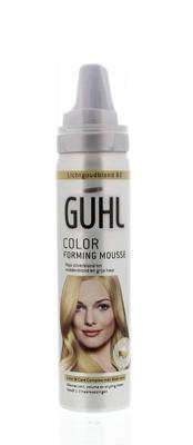 Afbeelding van Guhl Color Forming Mousse 82 Lichtgoudblond Goldbirch 75 ml