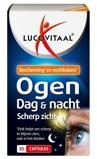 Afbeelding vanLucovitaal Ogen Dag & Nacht Supplementen Scherp Zicht 30 capsules