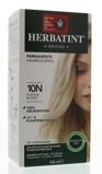 Afbeelding vanHerbatint Haarverf platinum blond 10n 150ml