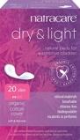 Afbeelding vanNatracare Dry & Light Slim Incontinentie Verband 20st
