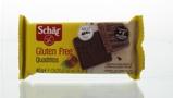 Afbeelding vanDr Schar Quadriotos cacao wafel (40 gram)