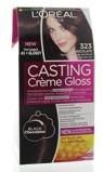 Afbeelding vanL'Oréal Paris Casting Crème Gloss haarkleuring 323 Hot Chocolate