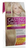 Afbeelding vanL'Oréal Paris Casting Crème Gloss haarkleuring 1010 White Chocolate