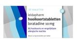 Afbeelding vanLeidapharm Hooikoortstabletten Loratadine 10 mg tabletten