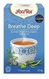 Afbeelding vanYogi Tea Breathe deep (17 zakjes)