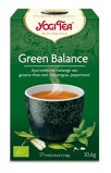 Afbeelding vanYogi Tea Green balance (17 zakjes)
