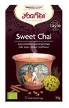 Afbeelding vanYogi Tea Sweet chai (17 zakjes)