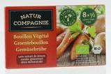 Afbeelding vanNatur Compagnie Groentebouillon zonder gist 12 x 8 stuks
