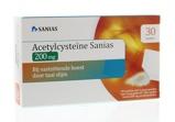Afbeelding vanSanias Acetylcysteine 200 Mg (30sach)