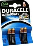 Afbeelding vanDuracell Ultra Power alkaline AAA batterijen 4 stuks batterij