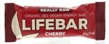 Afbeelding vanLifefood Lifebar kers bio (47 gram)