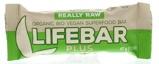 Afbeelding vanLifefood Lifebar plus chia young barley bio (47 gram)