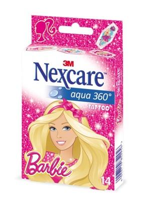 Afbeelding van 3m Protect Tatoo Strip Barbie (14st)