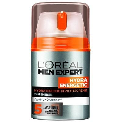 Afbeelding van L'Oréal Men Expert Hydra Energetic Hydraterende Gezichtscrème 50 ml