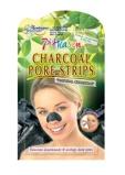 Afbeelding vanMontagne 7th Heaven Gezichtsmasker Charcoal Pore Strips, 3 stuks