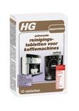 Afbeelding vanHG Universele Reinigingstabletten Voor Koffiemachines 10TB