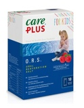 Afbeelding vanCare Plus O.r.s. framboos for kids 10 sachets