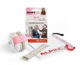 Afbeelding vanAlpine Muffy baby pink gehoorbescherming 1 stuk