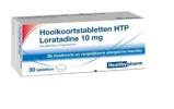Afbeelding vanHealthypharm Loratadine hooikoorts tabletten 30tab