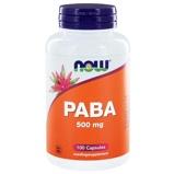 Afbeelding vanNow Paba 500Mg (100Cap) ONW6106
