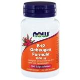 Afbeelding vanNow Foods Vitamine B12 Geheugen Formule 100 Kauwtabletten (1000 Mcg)