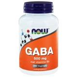 Afbeelding vanNow Gaba 500Mg (100Cap) ONW6047