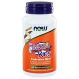 Afbeelding vanNOW Berry Dophilus™ Kids probiotica kind (60 kauwtabletten)