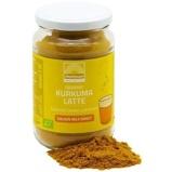 Afbeelding vanMattisson Latte kurkuma goldenmilk gezoet kaneel kokos bio (175 gram)