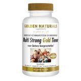 Afbeelding vanGolden Naturals Multi strong gold tiener 60 vegetarische capsules