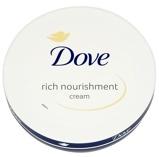 Afbeelding vanDove Bodycrème rich nourishment blik 150ml