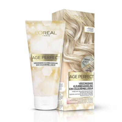 Afbeelding van L'Oréal Paris Coloration Excellence Crème verzorgende haarcrème Nuance van Beige