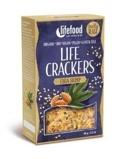 Afbeelding vanLifefood Life crackers chia hennep (90 gram)