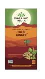 Afbeelding vanOrganic India Tulsi ginger thee bio (25 zakjes)