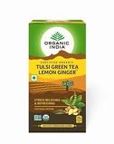 Afbeelding vanOrganic India Tulsi honey chamomile thee bio (25 zakjes)