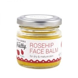 Afbeelding vanZoya Goes Pretty Face Balm Rosehip Glazen Potje, 60 gram