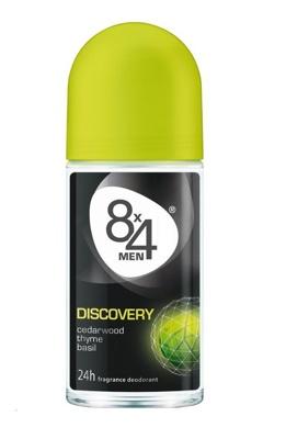 Afbeelding van 8x4 Deodorant Roller Discovery (50ml)