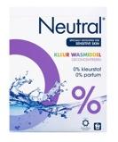 Afbeelding vanNeutral Hypo allergeen Waspoeder Color 45 Wasbeurten