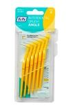 Afbeelding vanTePe Tandenragers interdentaal angle geel 6 stuks