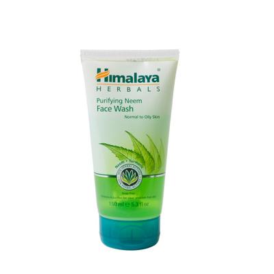 Afbeelding van Himalaya Gezichtsmasker herbals purifying neem 150ml