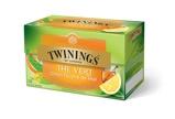 Afbeelding vanTwinings Green tea lemon honey (20 zakjes)