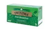 Afbeelding vanTwinings Irish breakfast enveloppe zwarte thee (25 stuks)