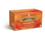 Afbeelding vanTwinings Pure ceylon tea (25 zakjes)