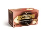 Afbeelding vanTwinings Apple cinnamon raisin aroma (25 zakjes)